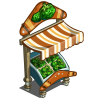 Green Kutjera Tomato Stall-icon