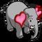 Heart Ear Elephant-icon