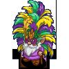 Mardi Gras Gnome-icon