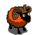 Orange Ram-icon