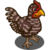 Scots Grey Chicken-icon