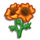 Sun Poppy-icon