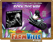 Born This Way Loading Screen + Free Motorcycle Sheep