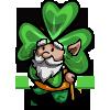 Clover Gnome-icon