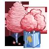 Cottoncandy Tree-icon