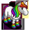 Double Rainbow Pony-icon