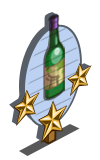 Dry Sake 3 Star Mastery Sign-icon