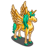 Gold Dust Pegacorn-icon
