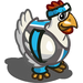 Gym Class Chicken-icon