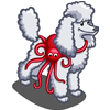 Octo Poodle Dog-icon