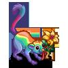 Rainbow Kinkajou-icon