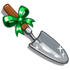 Silver Bell Trowel-icon