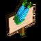 Azure Corn Mastery Sign-icon