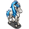 Blue Ponytail Foal-icon