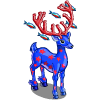 Coral Star Deer-icon