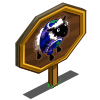 Earth Day Sheep Mastery Sign-icon