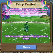 Fairy Festival Stage 2 Reward