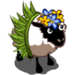 Hula Dancer Sheep-icon