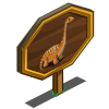 Seismosaurus Mastery Sign-icon