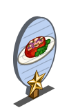 Shrimp Salad 1 Star Mastery Sign-icon