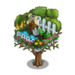 Spring Cleaning Tree-icon