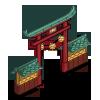 Town Gate-icon