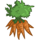 Baby Carrot Bunch-icon
