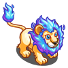 Blazing Flame Lion-icon