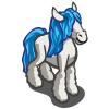 Blue Mane Gypsy Foal-icon