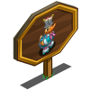 Diner Duck Mastery Sign-icon