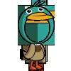Duck Costume-icon