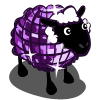 Purple Disco Sheep-icon