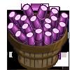 Purple Sugar Cane Bushel-icon