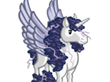 Thundermane Pegacorn