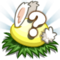 Yellow Baby Bunny Eggs Stage 8-icon