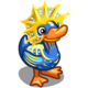Golden Wings Duck-icon
