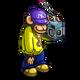HipHop Fashion Monkey-icon