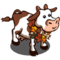 Maple Wreath Cow-icon
