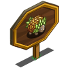 Pineapple Porcupine Mastery Sign-icon