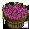 Pink Okra Bushel-icon
