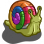 Rainbow Snail-icon