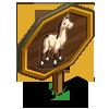 Akhal-Teke Horse Mastery Sign-icon