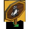Magellanic Penguin Mastery Sign-icon
