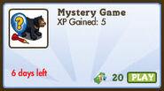 Mystery Game 20120123 Market Info (January 2012)