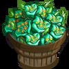 Turquoise Puya Bushel-icon