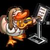 Violin Master Duck-icon