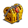Locked Treasure Chest-icon