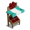 Red Spinach Stall-icon