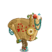 Treasure Map Tree-icon