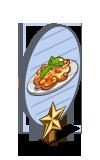 Turni Carrot Hash 1 Star Mastery Sign-icon